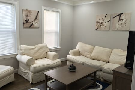 3bed w/parking $140/night for 3+day - Appartement