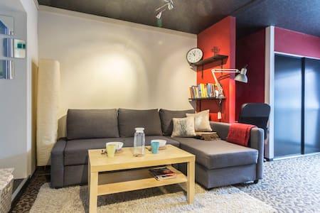 Cozy Omotesando Large Studio Apt. - Minato-ku - Appartement