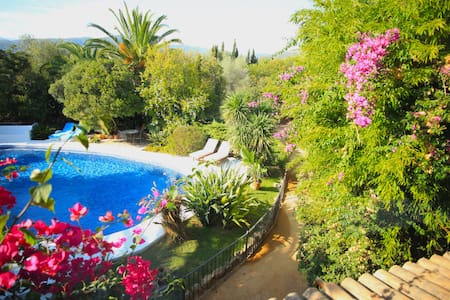ROMANTIC AND LOVELY COUTRY HOUSE  - Santa Maria del Camí - Bed & Breakfast