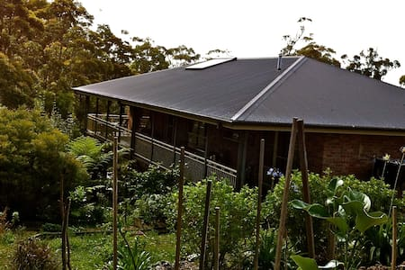 Tranquil Forest House - Nambucca Heads