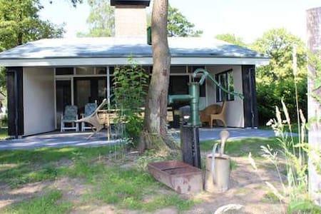 Landelijke bungalow in Twente - Bungaló