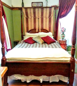 Relaxing Victorian Farm-Stay B&B - Bed & Breakfast