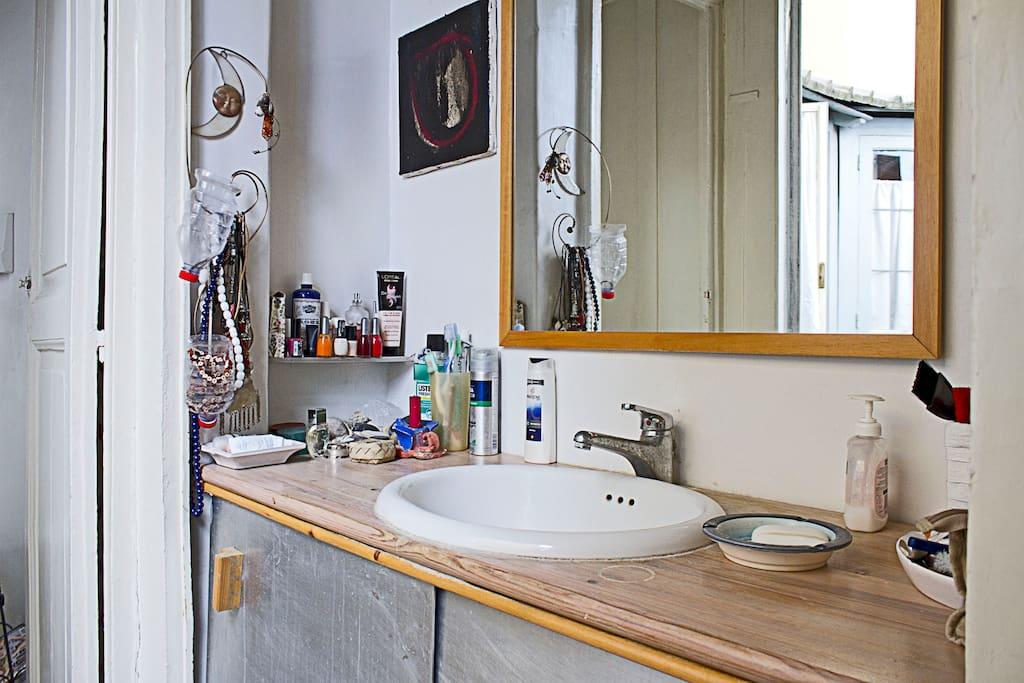 lavabo del bagno