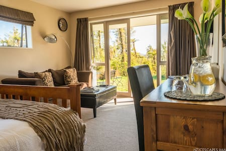 Lancewood Luxury Ensuite Room - Franz Josef Glacier - Casa