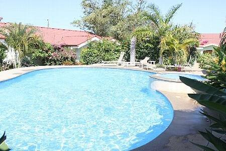 Villa 2BR, Gated Community in Coco