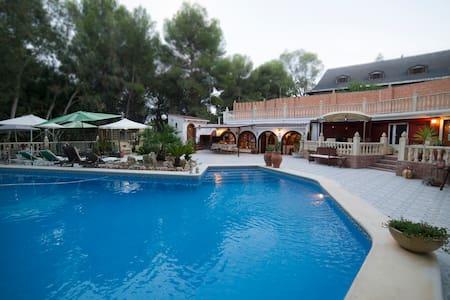 relaxing Villa near Alicante - Monòver