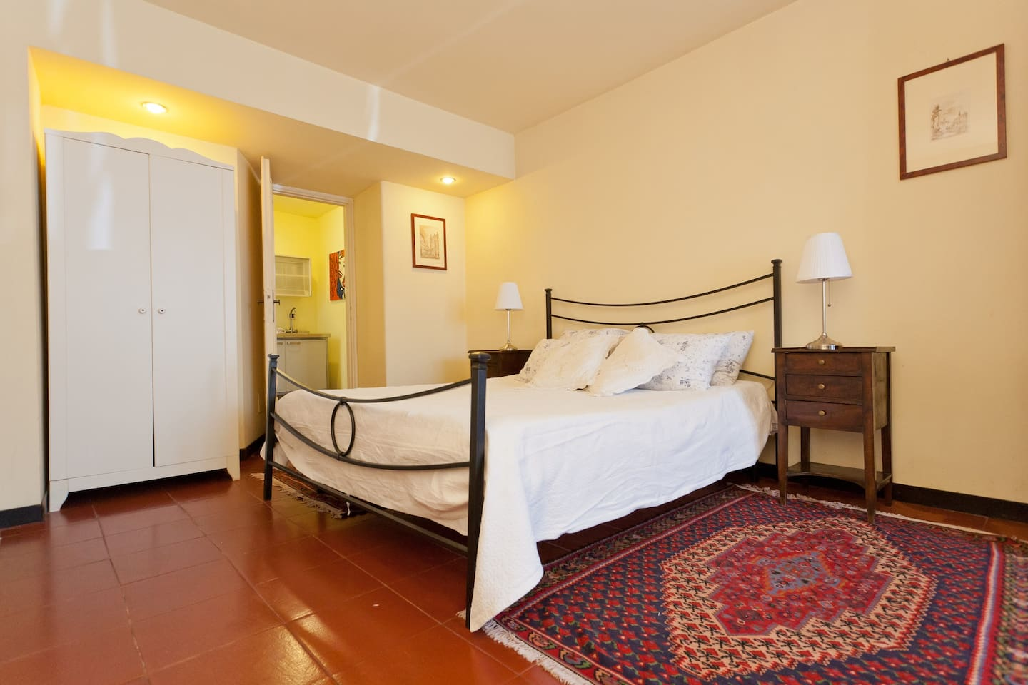 Elegant studio in the heart of Rome