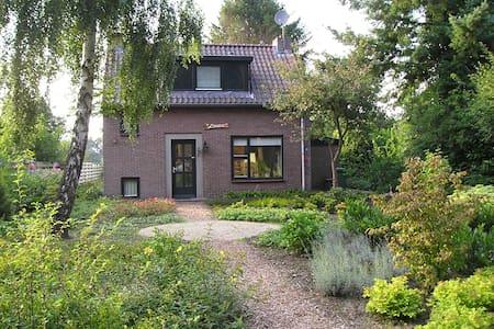authentiek familiehuis bij het bos - Haus