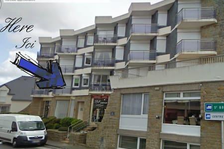 Appartement Vue sur mer et Port - Byt