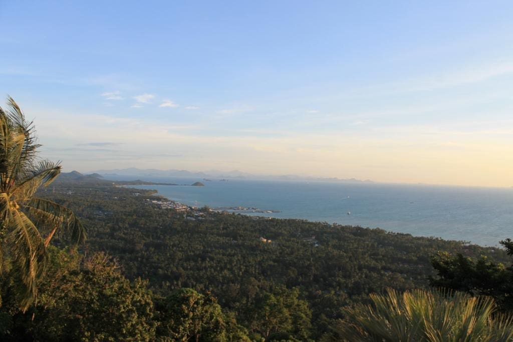 Wake up everyday to the most stunning sunrise on Koh Samui - it will take your breath away!