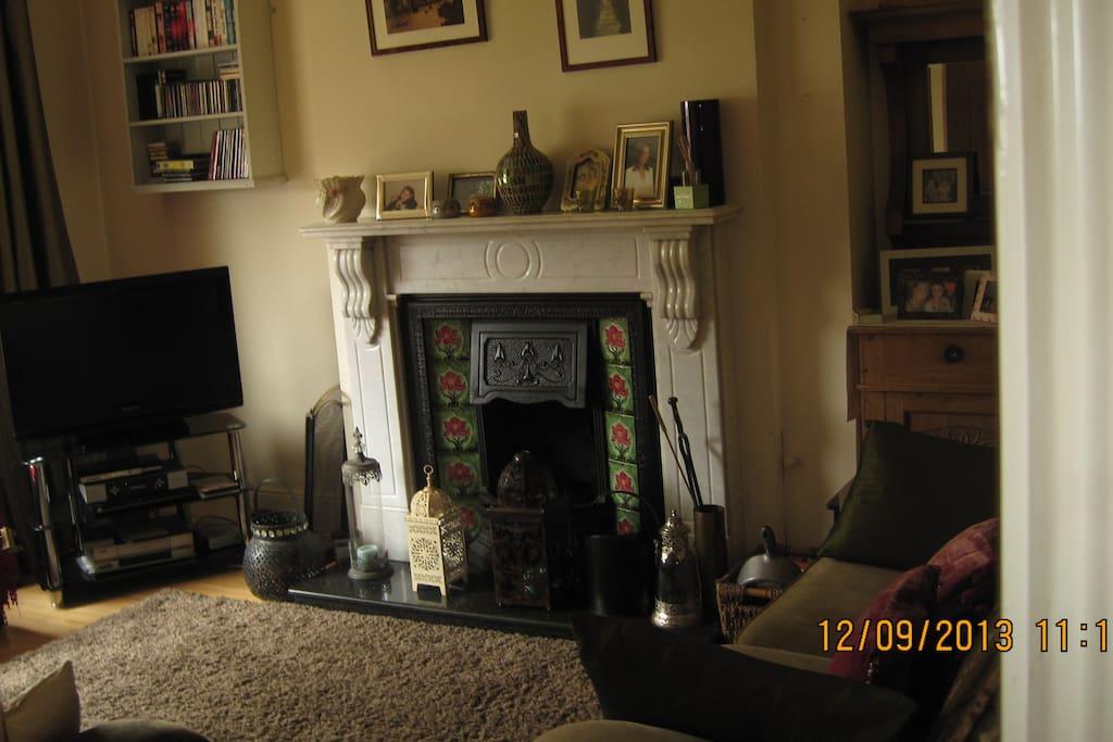 Lounge/Living Room.