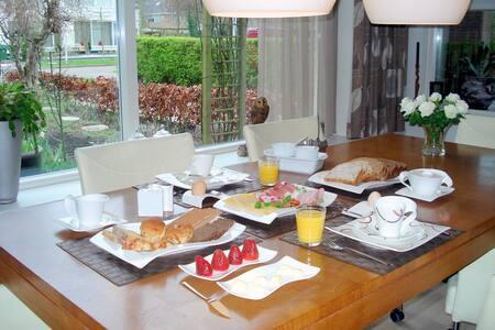 BnB Oosterpark kamer VLIELAND - Harlingen - Bed & Breakfast