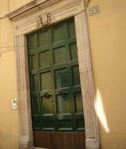 The cosy B/B in the heart of Rome