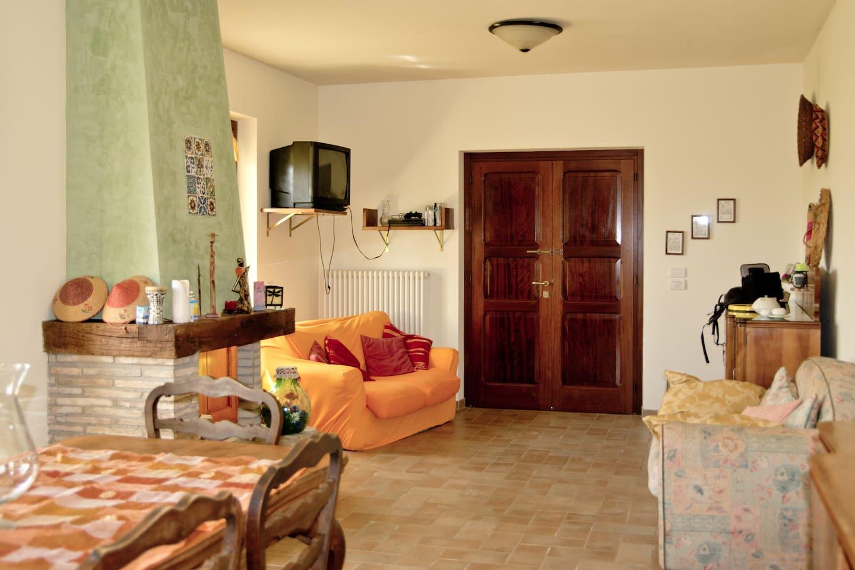 Accogliente appartamento in Umbria