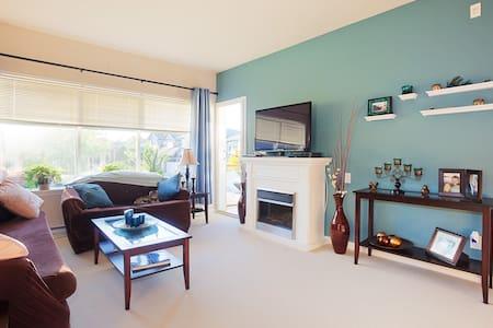 Cozy Condo near Butchart Gardens - Saanichton - Apartment