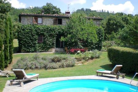 Casa colonica in pietra, Toscana - Sansepolcro - Villa