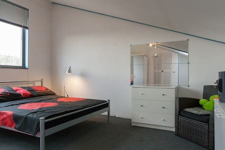 spacious room - Almere - House