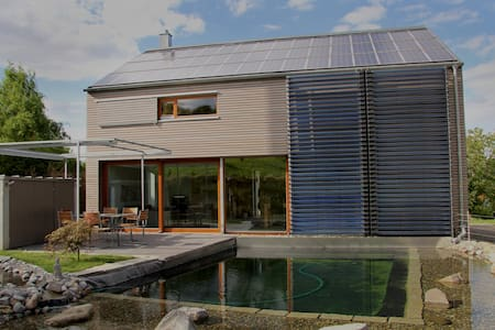 Sonnenhaus Hechingen - Boll, 110 m² - Hus