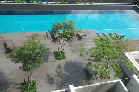 Central New Condo Apartment in CBD - Singapur - Daire