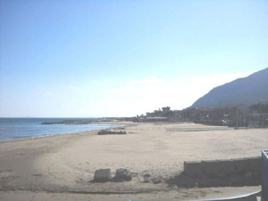 Bellissimo appart sulla spiaggia