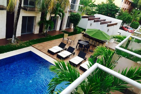 The Location & Relax! - Playa del Carmen - Appartement