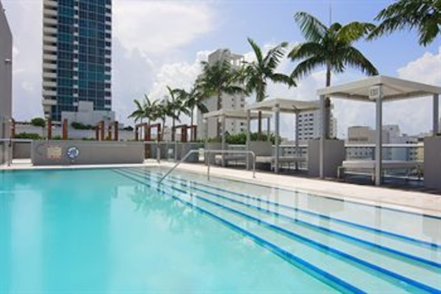 Luxurious 2 bedroom in South Beach