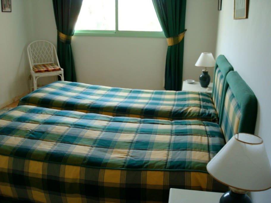 Charmant appartement en Palmeraie,
