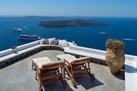 Miamo - Amazing view in Imerovigli - House
