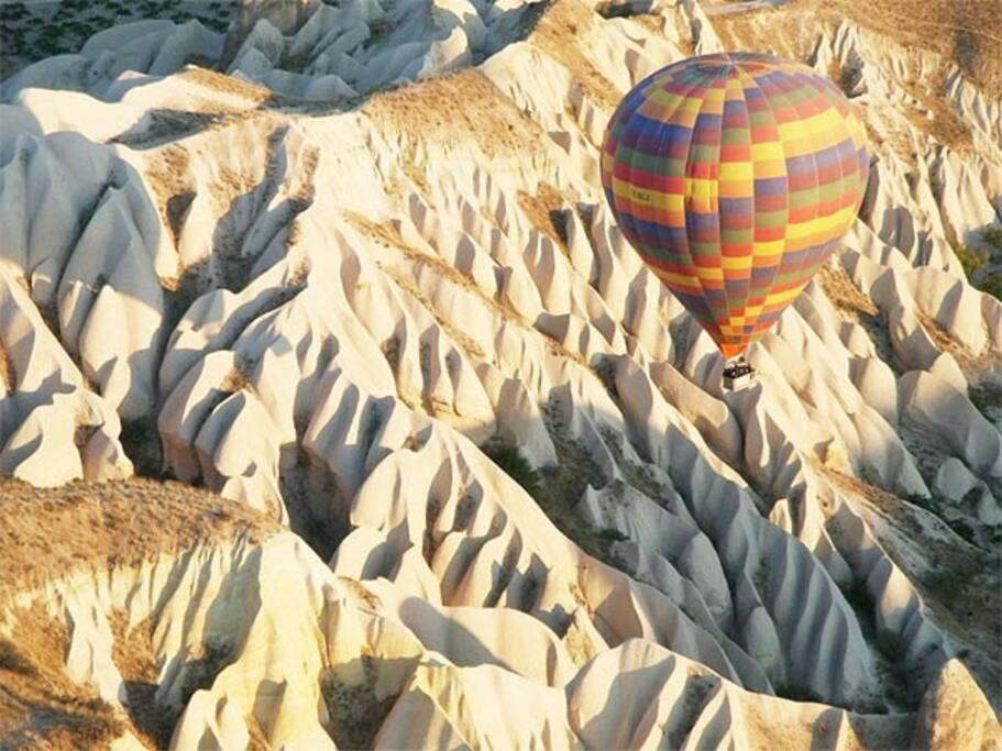 Cappadocia by Air