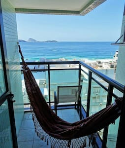 Ipanema Beach Apt (Ocean View) - Rio - Appartamento