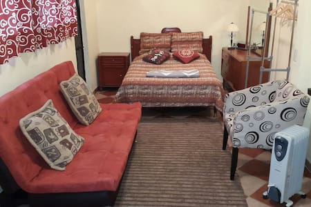 Apartment 5 min from CDMX´s airport