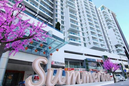 Summerton Luxury Condo W/ Car Park Size 2000sqft - Condominio