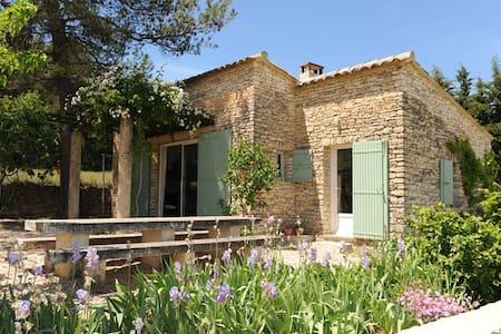 jolie maisonette, confortable, vue magnifique - Maubec - House
