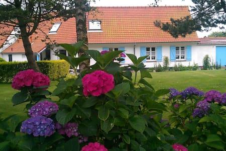 La Labigeoise  suite Côté Jardin 2 personnes - Saint-Inglevert
