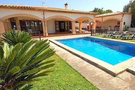 076 Petra Great Villa in Mallorca - Villa