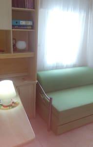 комната в 3-комнатной квартире с видом на море - Appartamento