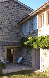 maison de campagne en beaujolais vert - Saint-Didier-sur-Beaujeu