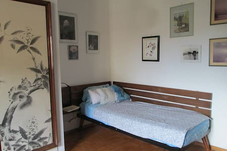 The vintage aparment_camera singola (single room) - Firenze - Bed & Breakfast