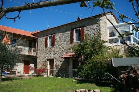 Traumhafte Ferienwohnung in der Langhe im Piemont - Apartemen