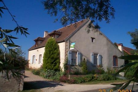 "Gite Rural "" La grande Varenne"" - Saint-Loup-Géanges"