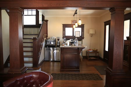 Folger Street Inn and Coffeehouse - Bed & Breakfast