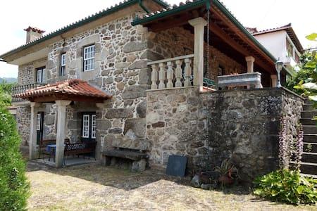 Rural House in Ponte de Lima - Calheiros - Huis