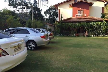 Charmosa e aconchegante casa - Santa Teresa - House