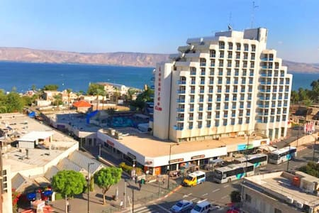 Apartment In Central Tiberias 2 - Tiberias