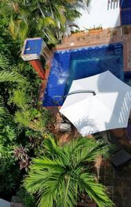 Honda, house and private pool - Ház