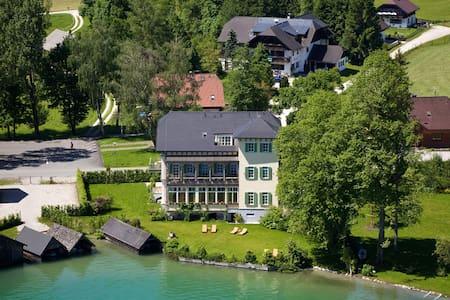 Residenz Seehof Wohnung Jasmin 80m² Seeblick - Apartment