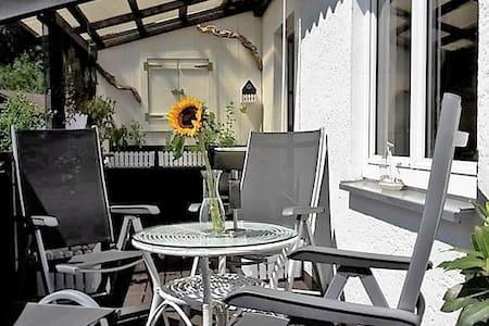 near Neuschwanstein castel, Wifi, Balkony, Grill - Apartamento