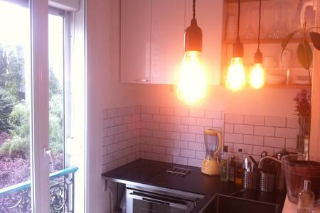 Gorgeous flat for 1 or 2 Montmartre