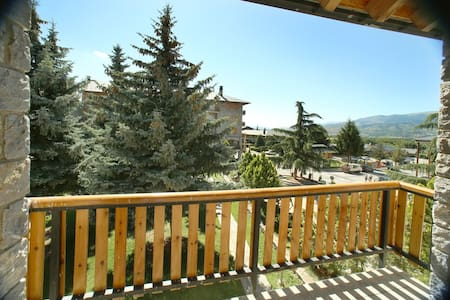 ALP - LA MASELLA / MOLINA - CERDANYA - VIEWS - Apartment