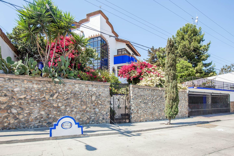 Welcome to Quinta Canta Ranas!
